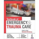 【预订】Textbook of Emergency & Trauma Care 9789352701919