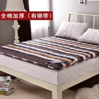 全棉加厚软床垫床褥子垫被榻榻米地铺睡垫双人 1.35米 1.5 1.8m床