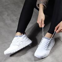 李宁女鞋休闲鞋春季旺财情侣鞋时尚运动鞋女鞋跑步鞋AGLN006