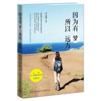 【旧书二手书9成新】因为有梦 所以远方 尹文思 9787540465353 湖南文艺出版社