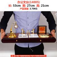 笔筒创意时尚桌面摆件多功能收纳盒摆设装饰高端男士礼物实用高档