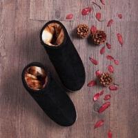 冬季手工高帮男女棉鞋居家保暖情侣拖鞋传统老人老棉鞋加厚保暖鞋srr