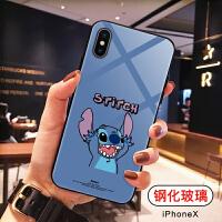 史迪仔手机壳苹果x星际宝贝iPhone7安琪拉6s/6p奇8plus/xs/xr/max