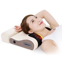 颈椎按摩器脖子颈部肩部腰部按摩垫多功能全身颈肩按摩枕头仪