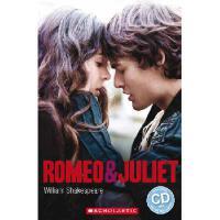ELT Readers罗密欧与朱丽叶(书+CD)Romeo and Juliet (book & CD) 有声读物
