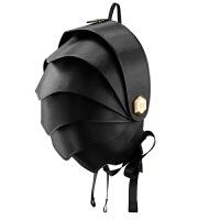 时尚潮流甲壳虫旅行双肩背包情侣子小怪兽机车摩托骑行包书包