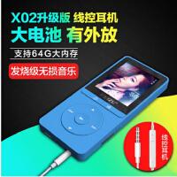 【包邮】锐族X20 MP3 MP4 音乐播放器mp3随身听迷你mp4学生随身听 英语听力 有屏外放