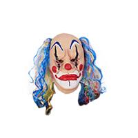 20180519044852823万圣节面具恐怖头套鬼吓人男女鬼脸化妆舞会恶魔死神乳胶小丑
