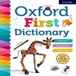 英文原版Oxford First Dictionary牛津儿童字典词典新版 儿童英语学习工具书