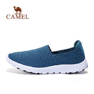 camel 骆驼户外徒步鞋 男款透气耐磨防滑款运动休闲鞋