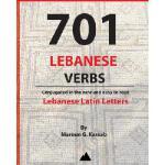 【预订】701 Lebanese Verbs