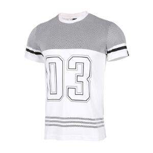 Adidas阿迪达斯男装 2017夏季新款运动休闲圆领透气短袖T恤 CD1072