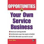 【预订】Opportunities in Your Own Service Business