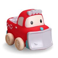婴蒂诺儿童卡通玩具车男孩宝宝玩具车耐摔模型小汽车0-12-36个月+
