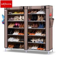 简易鞋柜鞋架收纳柜大容量无纺布艺鞋柜