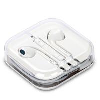 Pisen/ G201�O果ip6puls耳�Cipone6sp iPad入耳式ipod耳�C子 白色【支持品�俟倬W��C】 官