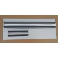 多层置物架层架金属收纳架立柱 储物架整理架铁架子配件