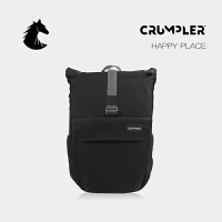 CRUMPLER澳洲小野人HAPPY PLACE商务旅行双肩背包时尚电脑包