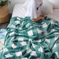毛毯加厚珊瑚绒毯子冬季双层法兰绒床单单人学生宿舍被子双人盖毯定制!