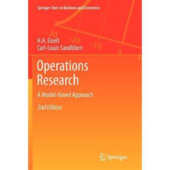 【预订】Operations Research 预订商品,需要1-3个月发货,非质量问题不接受退换货。