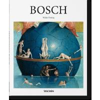 英文原版 BOSCH 荷兰怪诞诡异画家 艺术绘画 作品集 博斯(500周年)Taschen 塔森