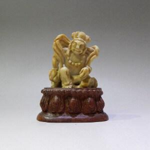 石质菩萨造像