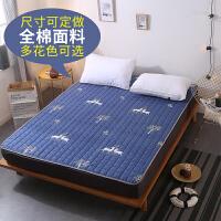 儿童床垫子1.5m床1.5米加厚防滑保护垫1.2学生薄款垫被1.5米