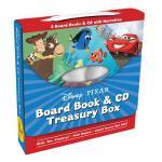 【预订】Disney*Pixar Board Book & CD Treasury Box