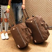 旅行包女拉杆包韩版手提大容量折叠行李包男登机包待产包2017新款