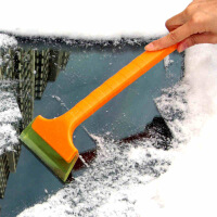 冬天汽车用除雪铲清霜铲子铲除霜用品不伤玻璃牛筋多功能大号加长