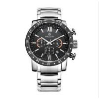 新款时尚潮流瑞士运动户外登山手表多功能运动男表 防水石英表腕表