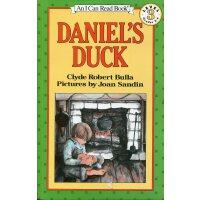 英文绘本 原版进口 Daniel's Duck I Can Read,Level3 丹尼尔的鸭子 [4-8岁]