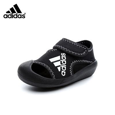 阿迪达斯adidas童鞋18新款儿童凉鞋婴童学步鞋 149元