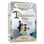 检察官的故事 英文原版 The Inquisitor's Tale 审判者传奇 英文版纽伯瑞银奖 纽约时报畅销书 正版