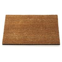 天然椰棕地垫进门脚垫印度进口防滑入户门垫玄关门厅棕榈门垫定制 印度进口天然椰棕垫