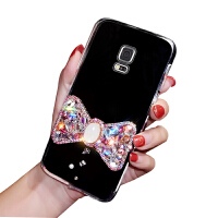 三星s5手机壳Sam sung套三星盖世女款GALAXY-S5透明G9008V软壳S59008V软S 三星S5 -贴蝴
