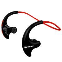 优品 运动蓝牙耳机无线头戴式跑步mp3插卡双耳耳塞 适用于OPPOR9 R11S R15/R