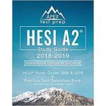 【预订】Hesi A2 Study Guide 2018 & 2019: Hesi Study Guide 2018