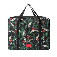 新款可折叠手提旅行李包大容量出差旅游收纳袋手提拉杆包女旅行袋 大