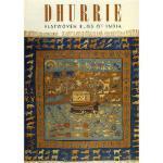 【预订】Dhurrie--Flatwoven Rugs of India