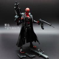 超凡蜘蛛侠2二战电影版 6寸可动人偶模型玩具