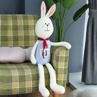 大号可爱兔子毛绒玩具抱枕男生女生玩偶布娃娃公仔生日礼物送女友