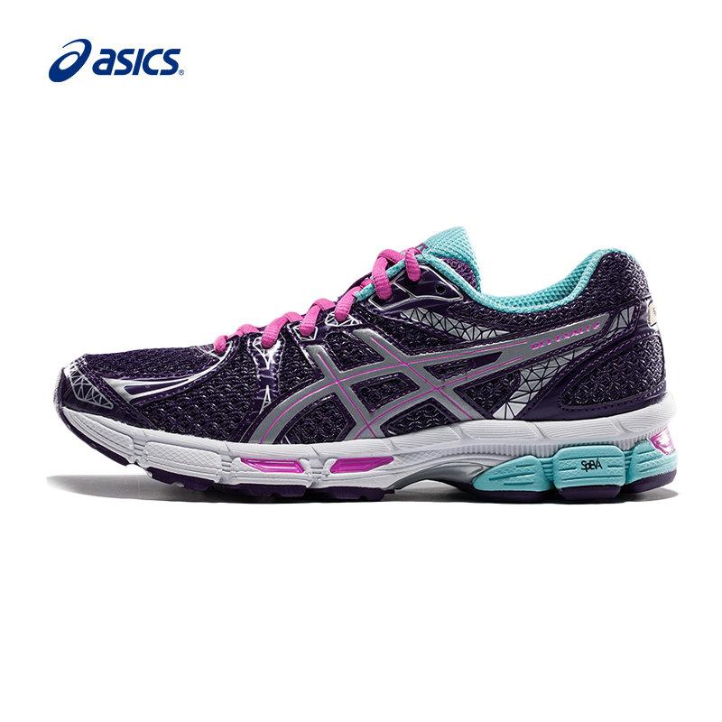 亚瑟士ASICS稳定支撑慢跑鞋时尚透气运动 GEL-EXALT 鞋跑步鞋女鞋T4C6N-3693