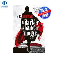 英文原版 A Darker Shade of Magic 魔法阴影 奇幻小说 V. E. Schwab 维多利亚.舒瓦