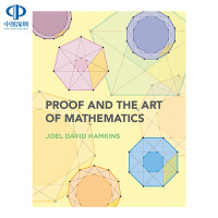英文原版 Proof and the Art of Mathematics 证明与数学艺术 论述数学的实用性 The M