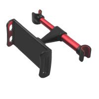 汽车载后排座椅手机ipad平板电脑车内头枕多功能通用支架