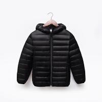 2018新款儿童轻薄羽绒服中大童男童女童短款小孩男孩冬季童装外套