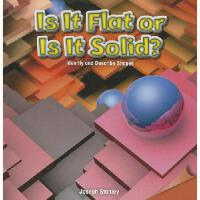 【�A�】Is It Flat or Is It Solid?: Identify and Describe Shapes