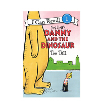 Danny and the Dinosaur: Too Tall!恐龙丹尼尔和好高的恐龙!