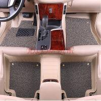 奔驰S级 GLE C63 GLS GLA 老S级双层可拆卸全包围丝圈+皮革